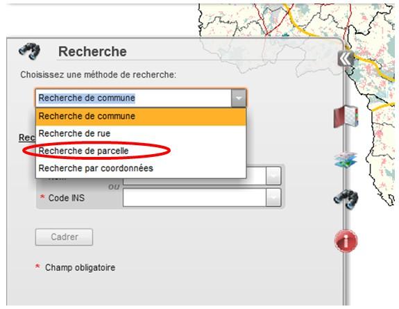 Comment Obtenir Un Plan Cadastral Sur Le Site De La Region Wallonne